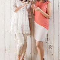 かわいいとかステキとかカジュアル感とか若々しいとか、洋服の印象は学習できる?